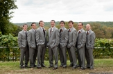 Drew and groomsmen